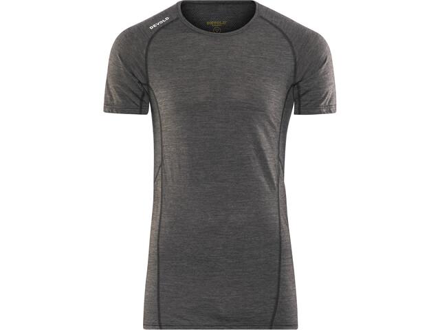 Devold Running Camiseta Hombre, anthracite